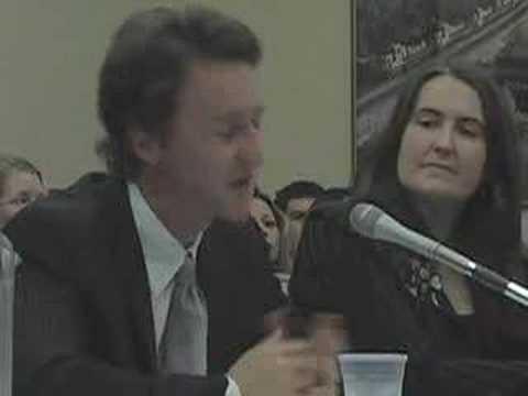 Ed Norton Testifies in Congress on Green Buildings