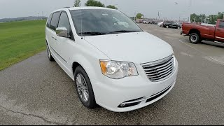 2015 Chrysler Town & Country Touring L | Best New Minivans | 17564