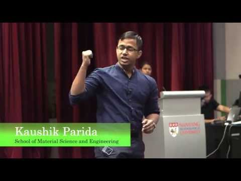 Three Minute Thesis (3MT) at Nanyang Technological University, Singapore - Grand Finale 2015
