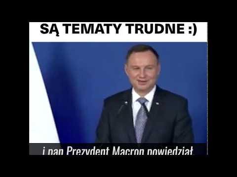 Dziwna Wypowiedź Andrzeja Dudy