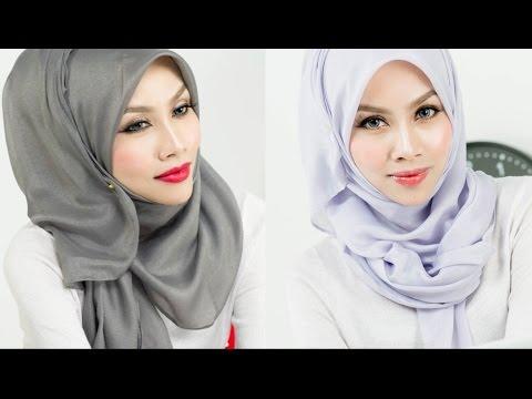 2 TEKNIK MEKAP KE OFIS - ringkas & mudah / Korean look inspired