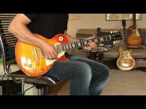 2003 Gibson Les Paul 59 Reissue Dave Johnson Historic Makeover Part3