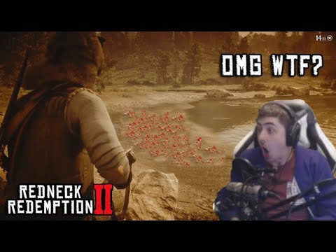 RDR 2 WTF & Funny Moments - Red Dead Redemption 2 WTF Compilation
