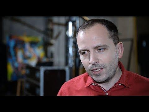 Константин Семин отвечает на вопросы немецкого журналиста