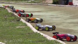 Finale truggy Noeux-les-Mines 04/2016 - RCmag Brushless Tour