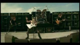 Клип Airbourne - No Way But The Hard Way