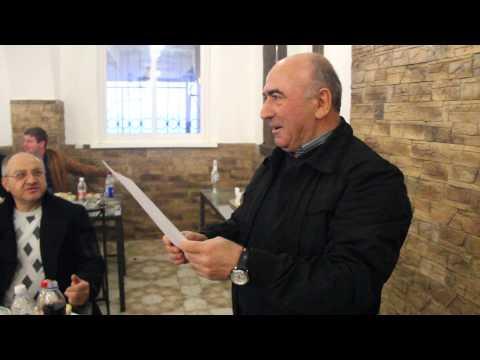 Союз Армян Абхазии. Чемпионат города Гагра по нардам