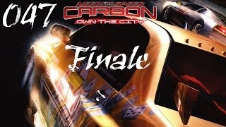 Lets Play Need For Speed Carbon Own the City #047 Die Wahrheit [Finale]