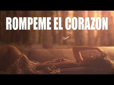 Rompeme el corazón - Rap desamor 2014 / McAlexiz Garcia