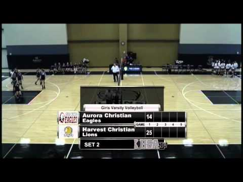 Harvest Christian Academy vs. Aurora Christian