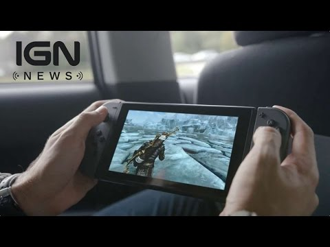 Nintendo Switch Battery Life Revealed  - IGN News
