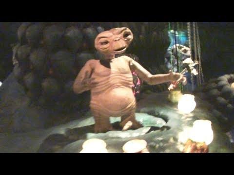 (Universal Florida) E.T. Adventure! ( POV Complete Experience) Universal Studios Orlando HD Ride