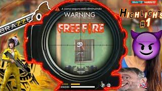Free Fire Battlegrounds-Highlights #1
