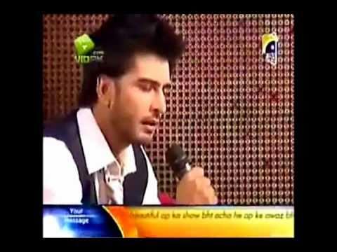 Imran Abbas sings Dono Jahan Teri Muhabbat Mein Har Ke