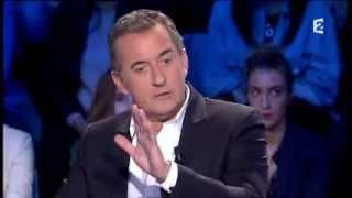 Christophe Dechavanne - On n'est pas couché 30 novembre 2013 #ONPC