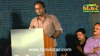 Irudhi Suttru Success Meet Part 1