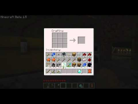 minecraft how to make a leverpressure platebutton youtube