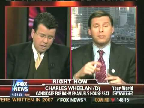 Charlie Wheelan on Fox News cut