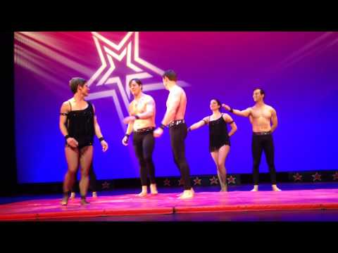 Americas Got Talent - Adagio - Zip Zap Circus
