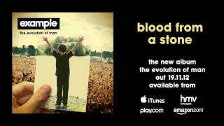 Watch Example Blood From A Stone video