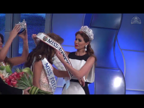 Miss Guárico Mariana Jiménez es Miss Venezuela 2014