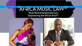 Linda Ikeji, Sholaye Jeremi and the Fight for Jayce - Child Custody