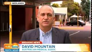 Ebola Scare Hospital | Today Perth News