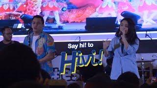 Hivi! - Satu Satunya, live