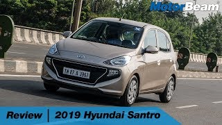 2019 Hyundai Santro Review - Still The Best? | MotorBeam