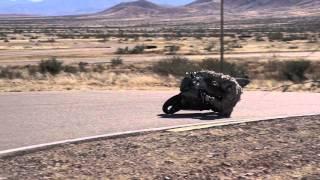 """Dustin """"Ghilli Man"""" Apgar Helmet Drag at Inde Motorsports Ranch 2015"""