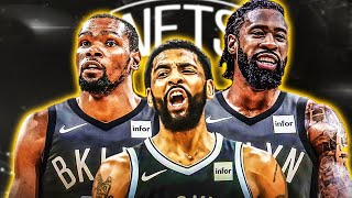 What's Next For The Brooklyn Nets!? Kyrie Irving and Kevin Durant Sign.
