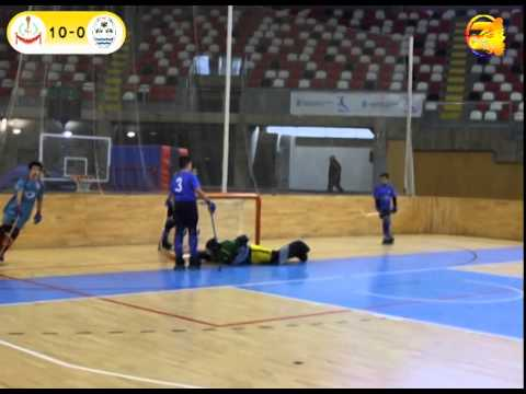 Torneio Eixo Atlântico - Resumo - ACR Gulpilhares 16-2 CP Sobreira