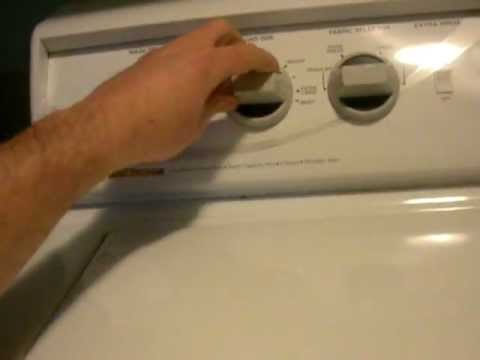 Speed queen Clothes Washer water level problem and how to fix it