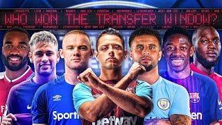 WHO WON THE TRANSFER WINDOW? - IMO #35
