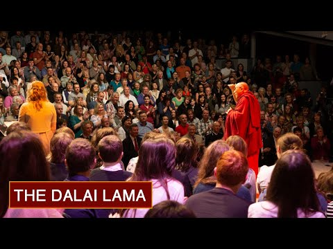 """Be the Change"" - His Holiness the Dalai Lama at Inverness, Scotland"