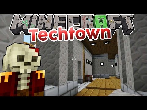 MYSTCRAFT PORTALFLUR! - MC: Techtown Ep.52 - auf gamiano.de
