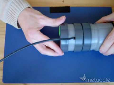 How to Build a homemade telescope « Science Experiments