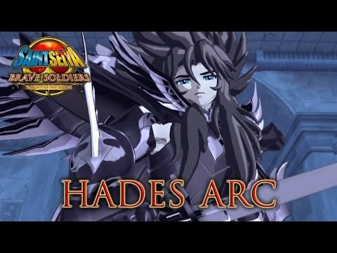 Saint Seiya Brave Soldiers Chapter Hades Gameplay Longplay