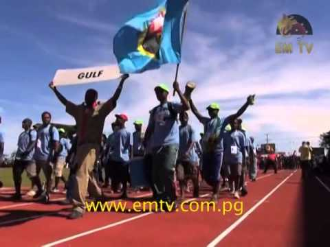 6th BSP PNG Games | Opening Ceremony | EM TV News, Lae