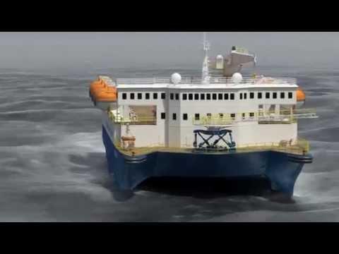 Zentech ZeeRig 1 Accommodations Vessel