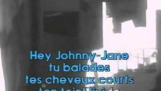 Watch Serge Gainsbourg La Ballade De Johnny Jane video