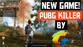New Survival Game for 1gb and 2gb Ram Phones By Tencent Games | PUBG Mobile Killer