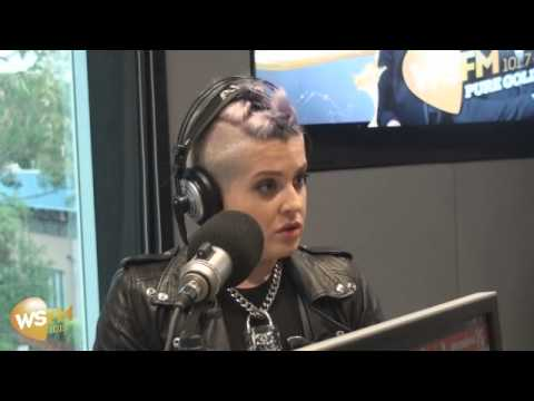 Kelly Osbourne Speaks To Jonesy & Amanda