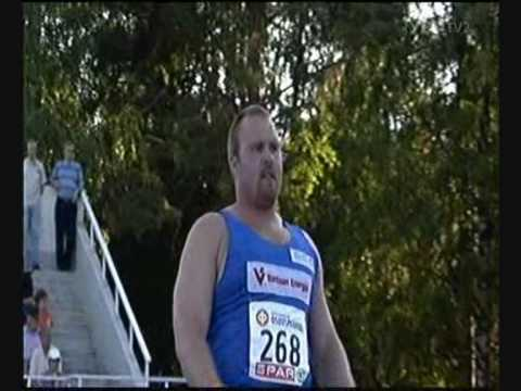 Finnish Shot Put Throwers Video