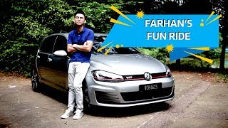 Pratical & POWERFUL | VW Stories: Farhan's GTI