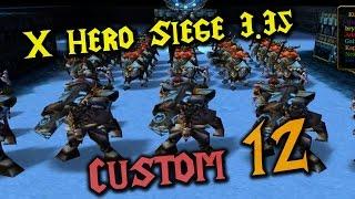 Warcraft III: TFT - (CUSTOM) 12 - X Hero Siege 3.35 - Grand Finále