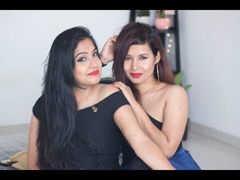 Neutral Glam | Smashbox SuperFan Mascara | Sonal Sagaraya