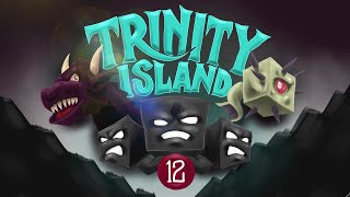 Minecraft: WE FOUND THE GUARDIANS! - Trinity Island (Hardcore) - [12]