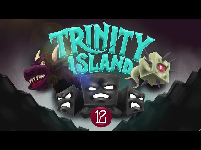 Minecraft: WE FOUND THE GUARDIANS! - Trinity Island (Hardcore) - [12]