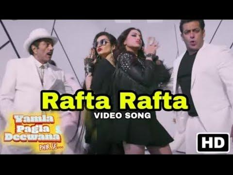 rafta rafta dekho aankh meri ladi hai |Full song|Salman  Khan|